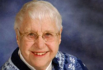 Meet Flossie Winquist: Longtime Bethel Nurse and Faithful Donor